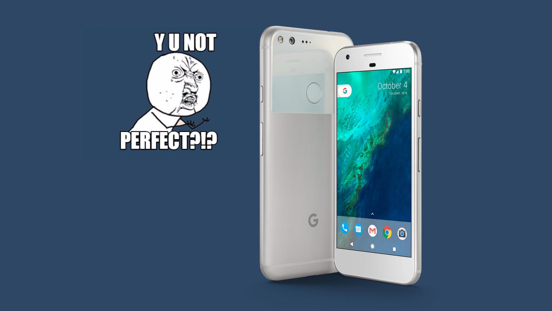 Ce qui cloche avec les Google Pixel