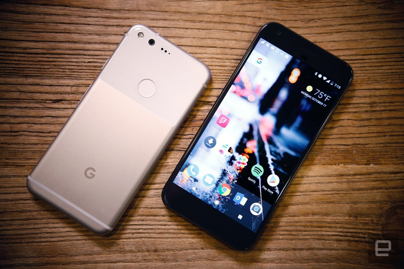 Selon le code source des Pixel, HTC aurait participé à leur conception