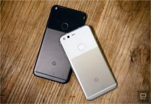 Revue de presse : les tests des Google Pixel (XL) ont scotché les journalistes américains