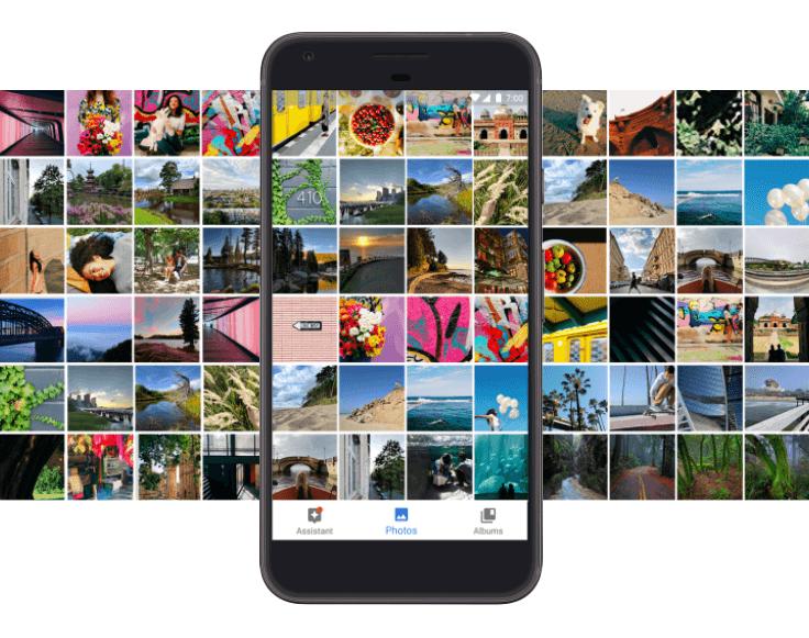 Google Photos : un mode Portrait en préparation en plus de nouvelles options