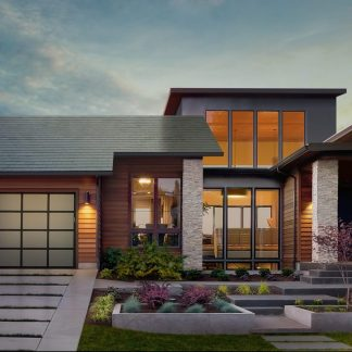 Après la voiture, Tesla veut transformer votre maison avec de jolies tuiles solaires