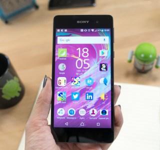 Test du Sony Xperia E5, en toute simplicité pour moins de 200 euros