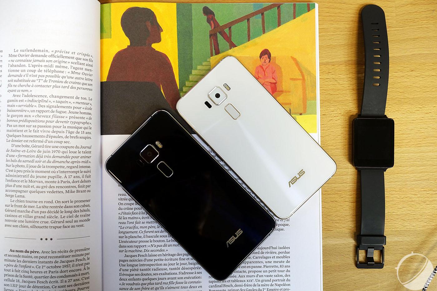 Asus annonce Android O et ZenUI 4.0 pour ses ZenFone 3 et 4