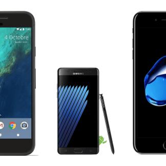 Google Pixel : ce n'est pas Apple qui va souffrir, mais certainement Samsung