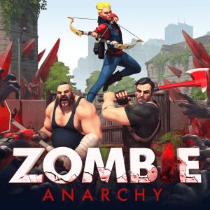 Le jeu Zombie Anarchy est disponible sur le Play Store