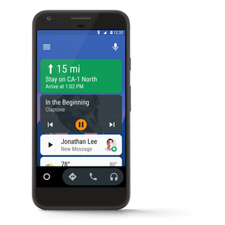 Android Auto 2.0 disponible sur le Play Store pour tout le monde, dans toutes les voitures