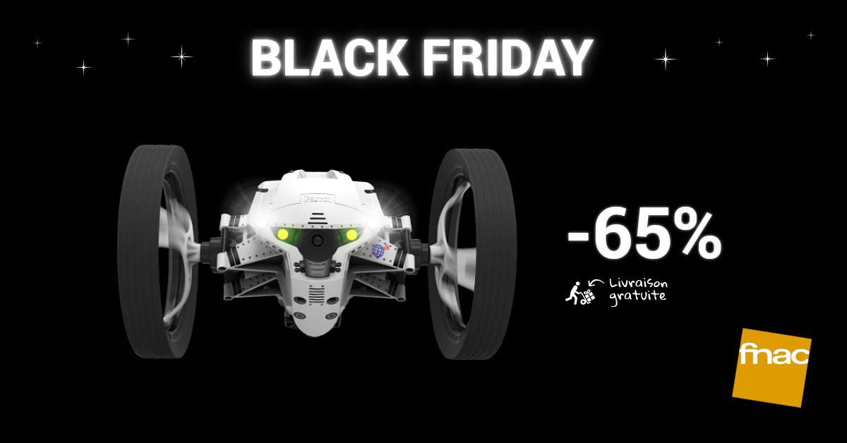 Black Friday : 4 offres Fnac autour des objets connectés et des drones