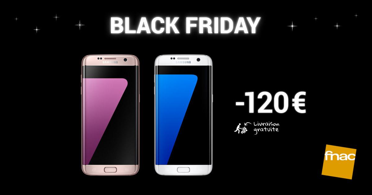 Black Friday : 3 offres smartphones à la Fnac, avec les Honor 8, Galaxy S7 et ZenFone 2