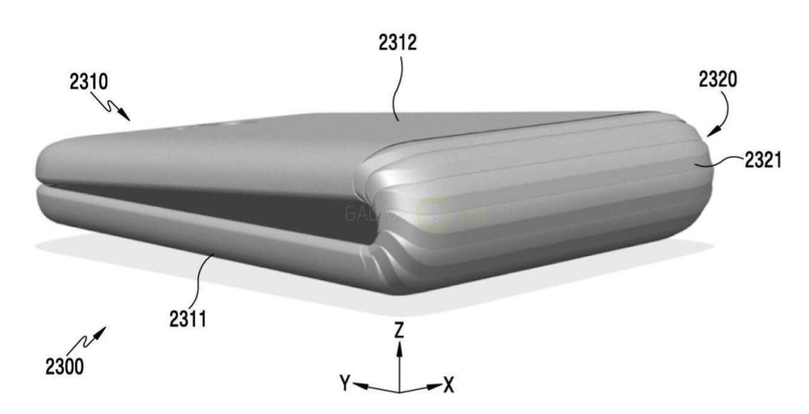 Samsung SM-G888N0 : un possible Galaxy X pliable certifié en Corée