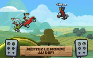 Hill Climb Racing 2, le jeu de course mobile déjanté, est disponible sous Android