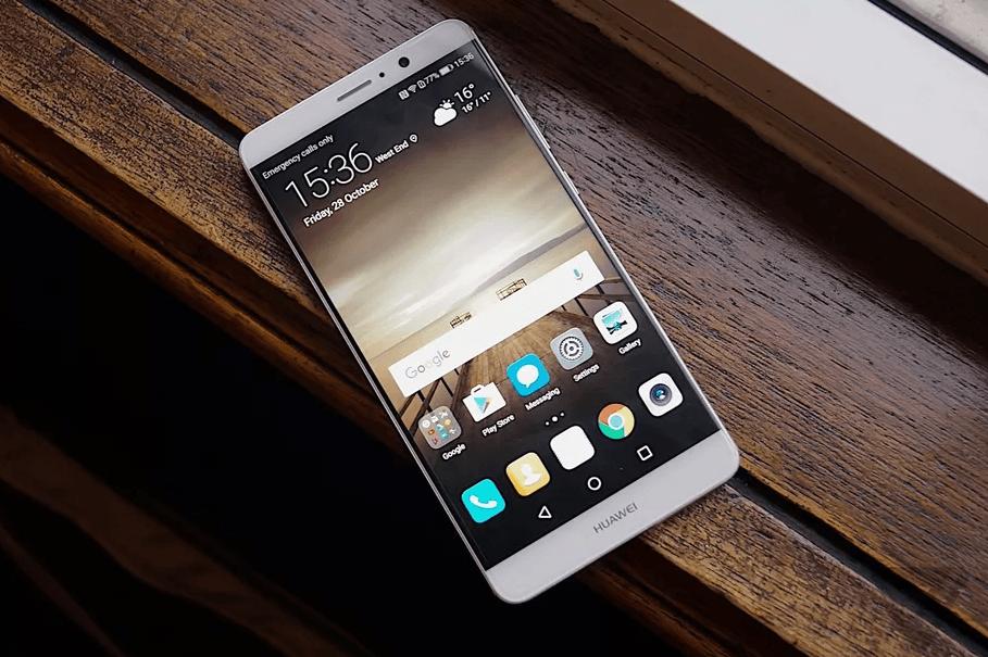 Les opérateurs américains boudent le Huawei Mate 9