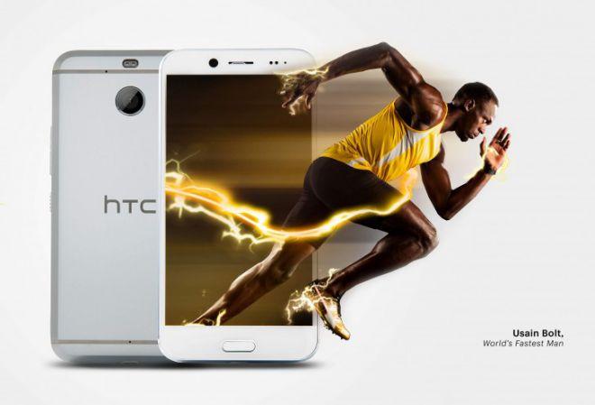 HTC Bolt : aucune surprise, sauf pour la disparition du port casque