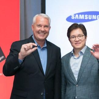 Samsung se réserverait les premiers Snapdragon 845 pour le Galaxy S9