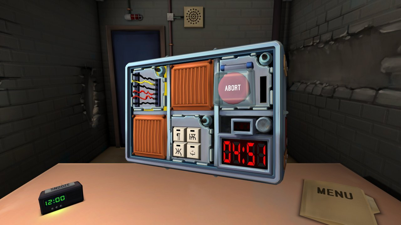 Keep Talking and Nobody Explodes arrive sur Google DayDream