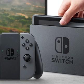 Le prix de la Nintendo Switch se précise