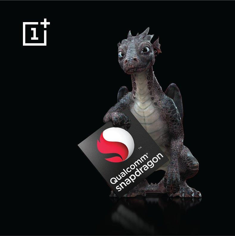 Qualcomm tease le OnePlus 3T et confirme la présence du Snapdragon 821