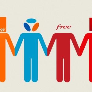 Réseau 4G, 3G et 2G : Free Mobile est 2e sur les débits, Orange loin devant