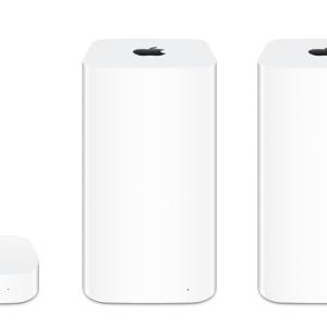 Apple va tuer l'AirPort