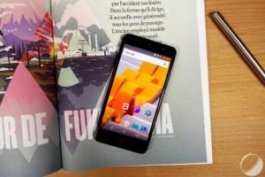 Test du Wileyfox Swift 2 Plus, un smartphone compact sous CyanogenOS