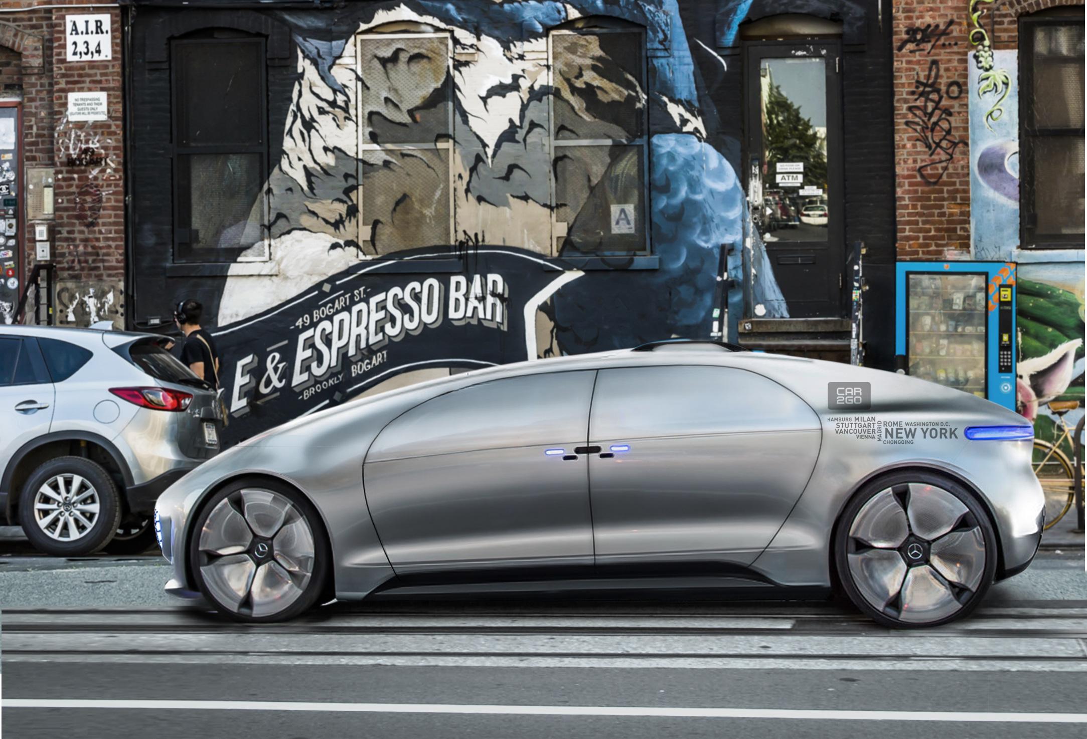 L'autopartage de demain, autonome, électrique et toujours plus connectée