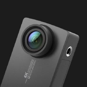 La Yi 4K+ est la première action cam capable de filmer en 4K 60fps