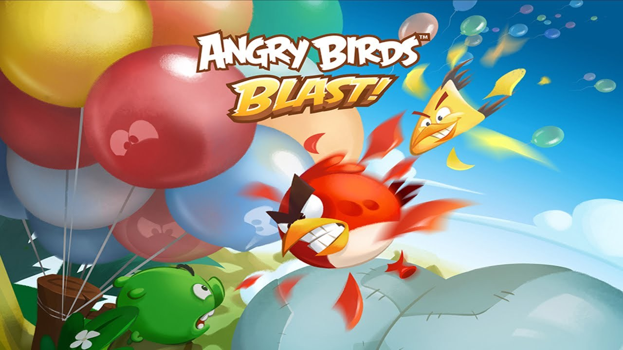 Angry Birds Blast se la joue Candy Crush sur Android (et iOS)