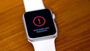WatchOS 3.3.1 : la mise à jour bloque certaines Apple Watch, Apple la retire