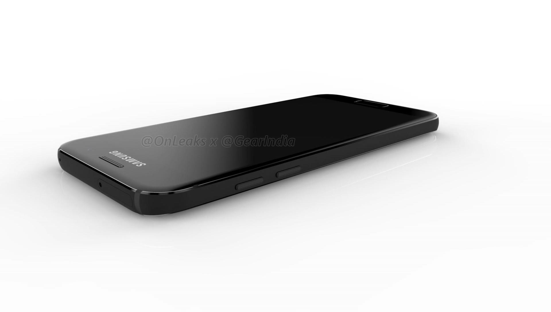 Les premières images du Samsung Galaxy A3 2017 montrent un smartphone sobre