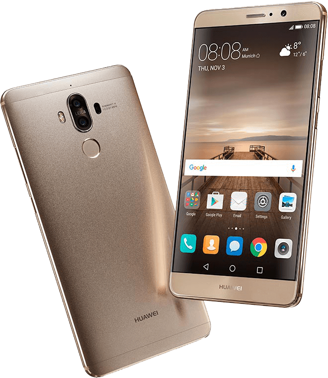 Huawei pourrait présenter le Mate 10 Lite aux côtés du Mate 10