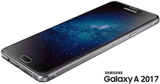 Les Samsung Galaxy A pourraient adopter des bords d'écran incurvés