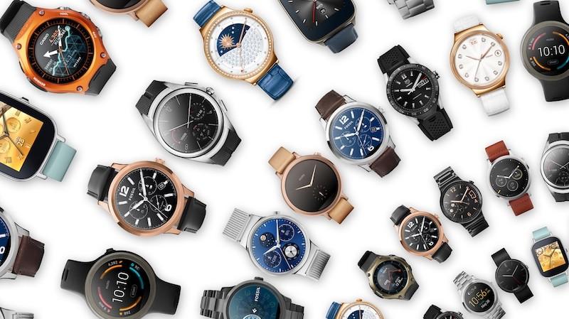 Google lancera deux montres connectées Android Wear, mais cela ne sera ni des Pixel ni des Nexus