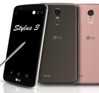 LG annonce la Stylus 3 et les K10, K8, K4 et K3, du 854 x 480 pixels pour 2017