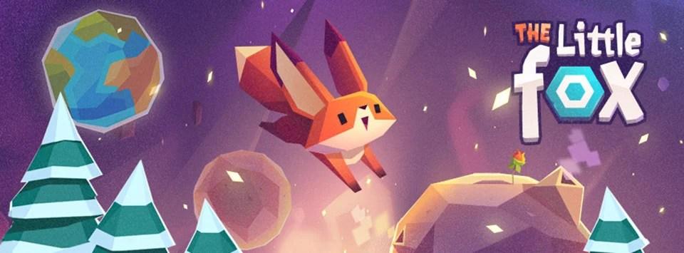 The Little Fox, l'adorable runner hexagonal disponible sur le Play Store