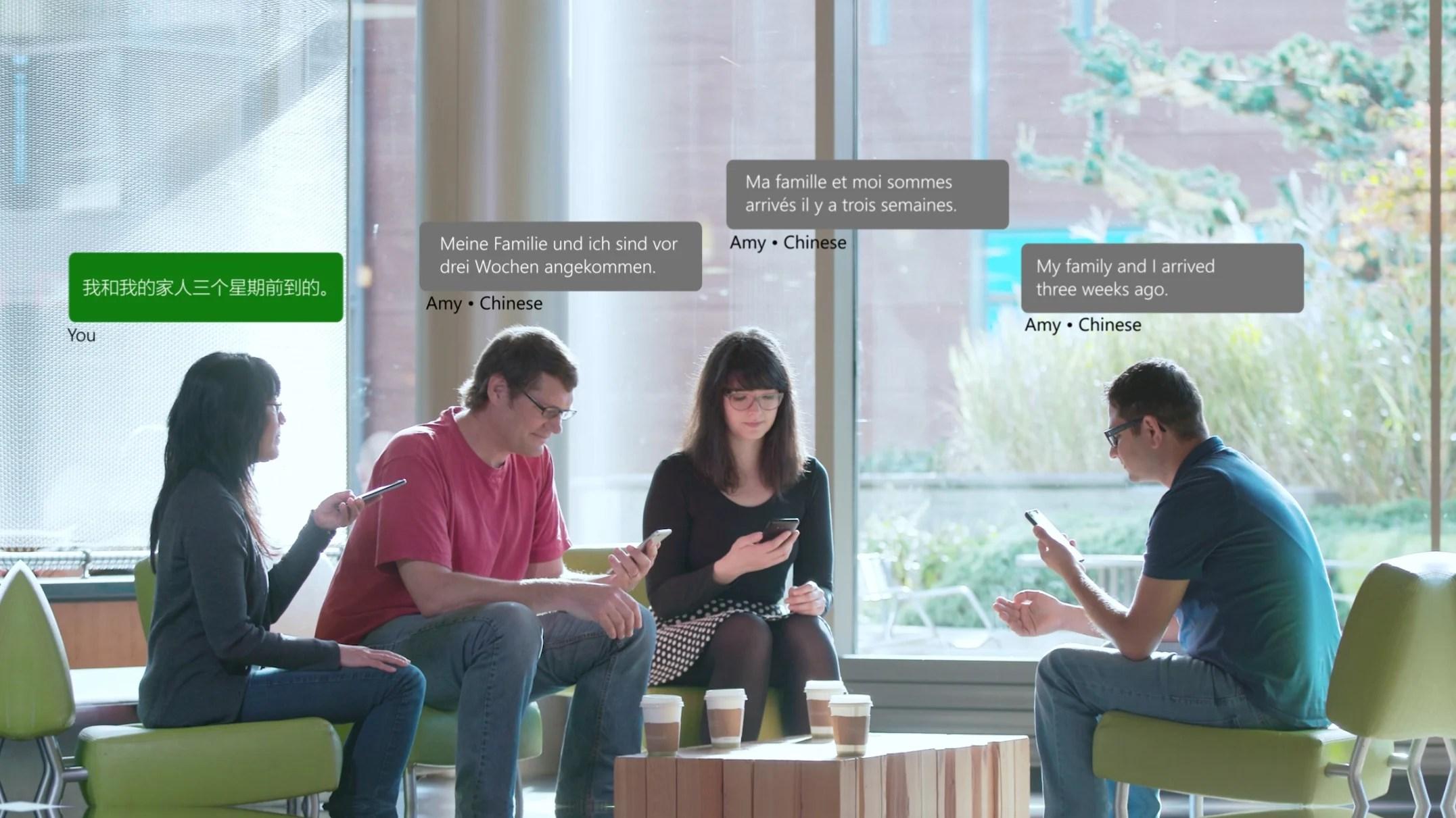 Microsoft Translator intègre un mode conversation très malin