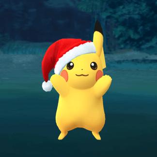 Pokémon Go : comment attraper le Pikachu de Noël ?