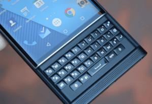 🔥 Bon plan : Le Blackberry Priv à 279 euros sur Rue du Commerce