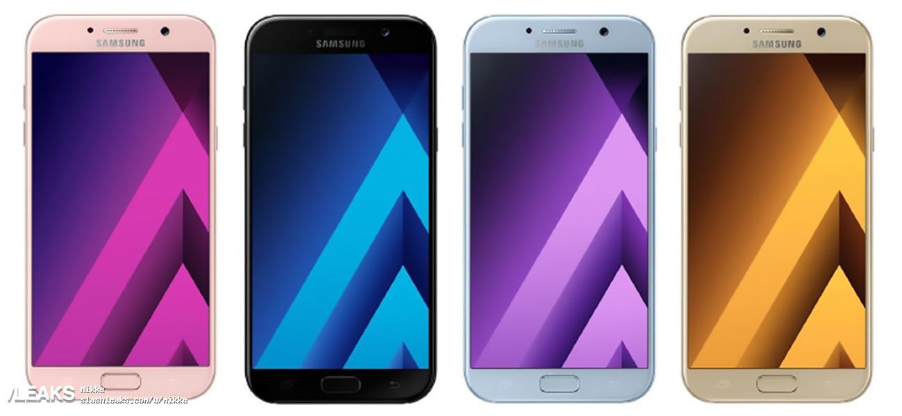 Tech'spresso : Samsung Galaxy A5 (2017), Galaxy S8 et Kirin 970