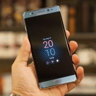 Samsung prépare un Galaxy Note 8 malgré le désastre du Note 7