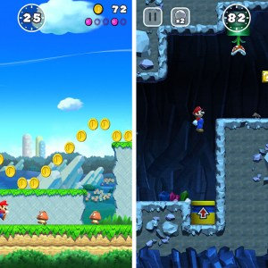 Super Mario Run : Nintendo ajoute des succès et des toads