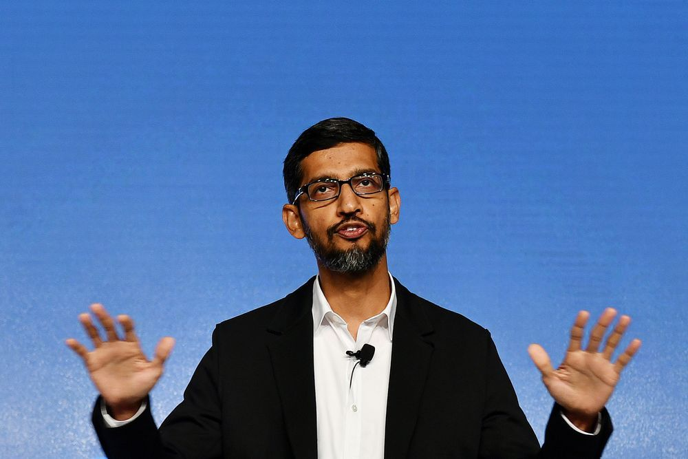 Suite à un décret de Donald Trump, Google rappelle ses troupes aux Etats-Unis