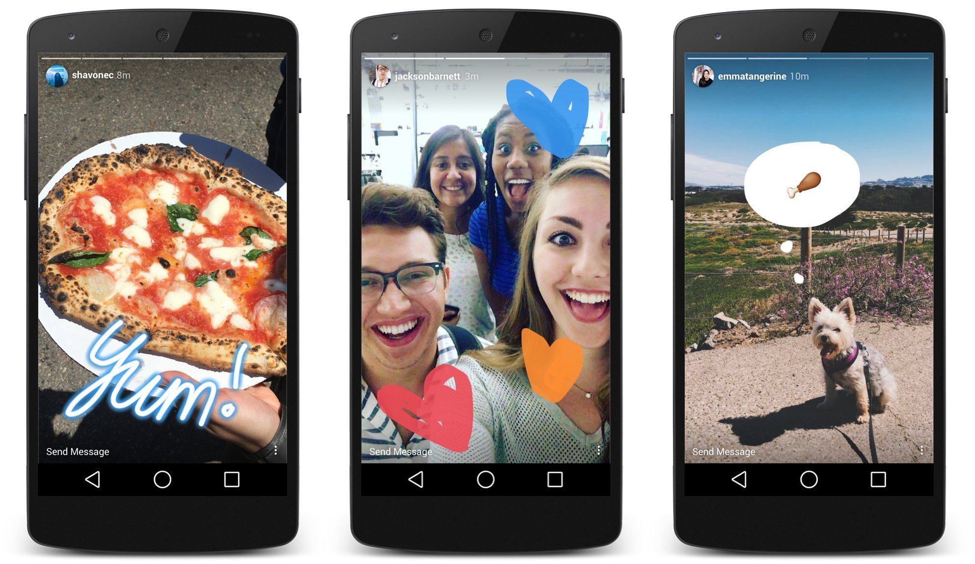 Instagram Stories : 150 millions d'utilisateurs par jour, autant que Snapchat en seulement 5 mois