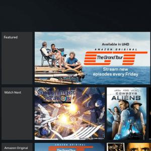 Amazon Prime Video sur Android TV : voici l'APK et notre prise en main