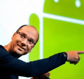Comme Google, Andy Rubin veut créer une IA qui gère vos SMS et emails à votre place