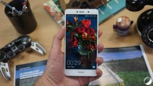 La beta de Nougat arrive sur les Honor 6X, 5C et Huawei Nova Plus