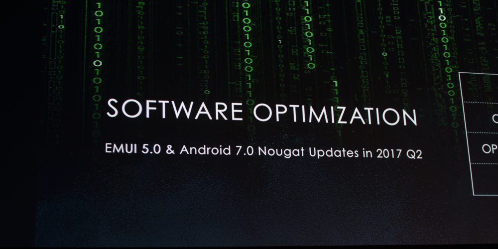 CES 2017 : Le Honor 6X va recevoir Android 7.0 Nougat au deuxième trimestre 2017
