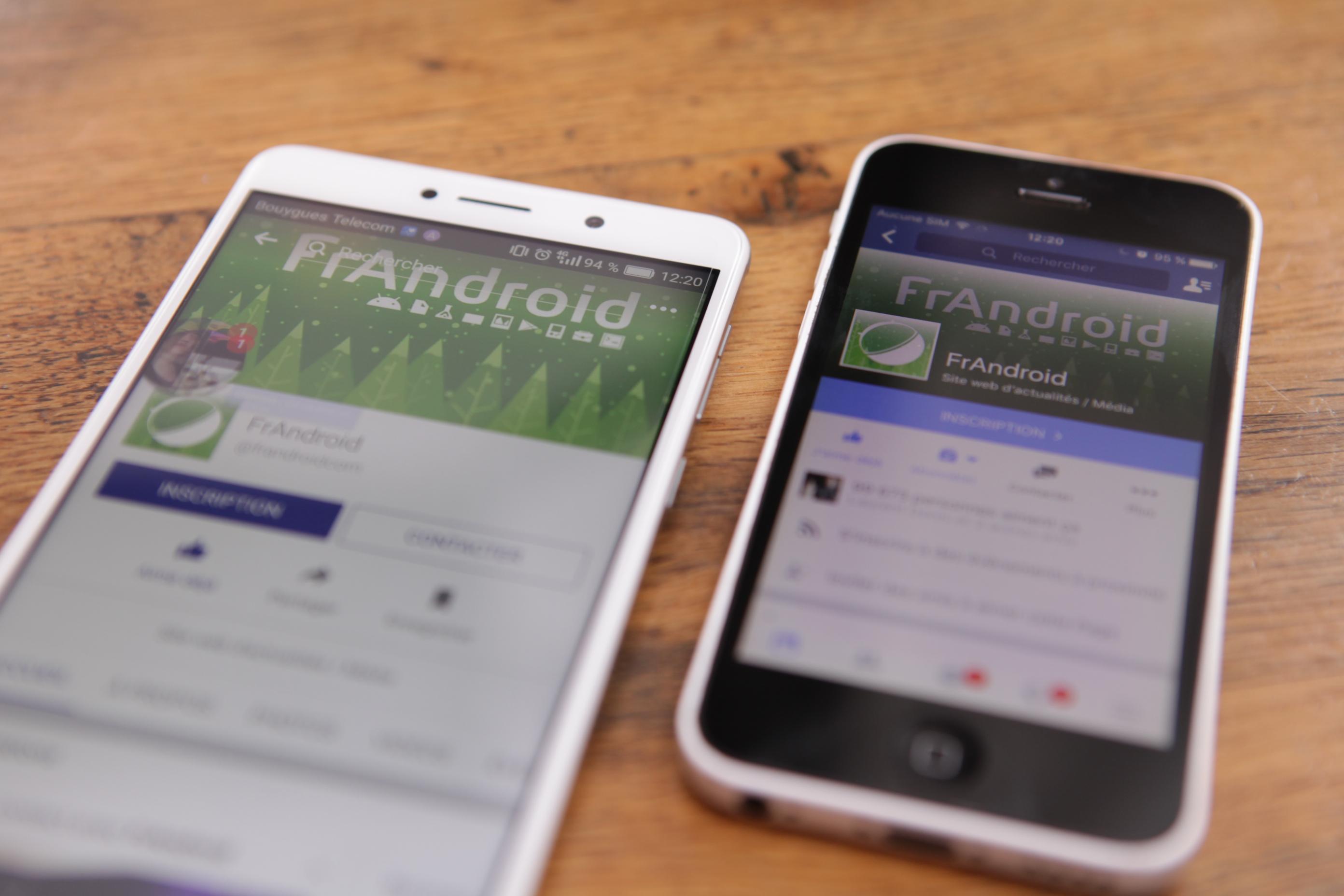 Il est passé d'un iPhone au Honor 6X – Partie 2 : Le design, l'interface et la photo