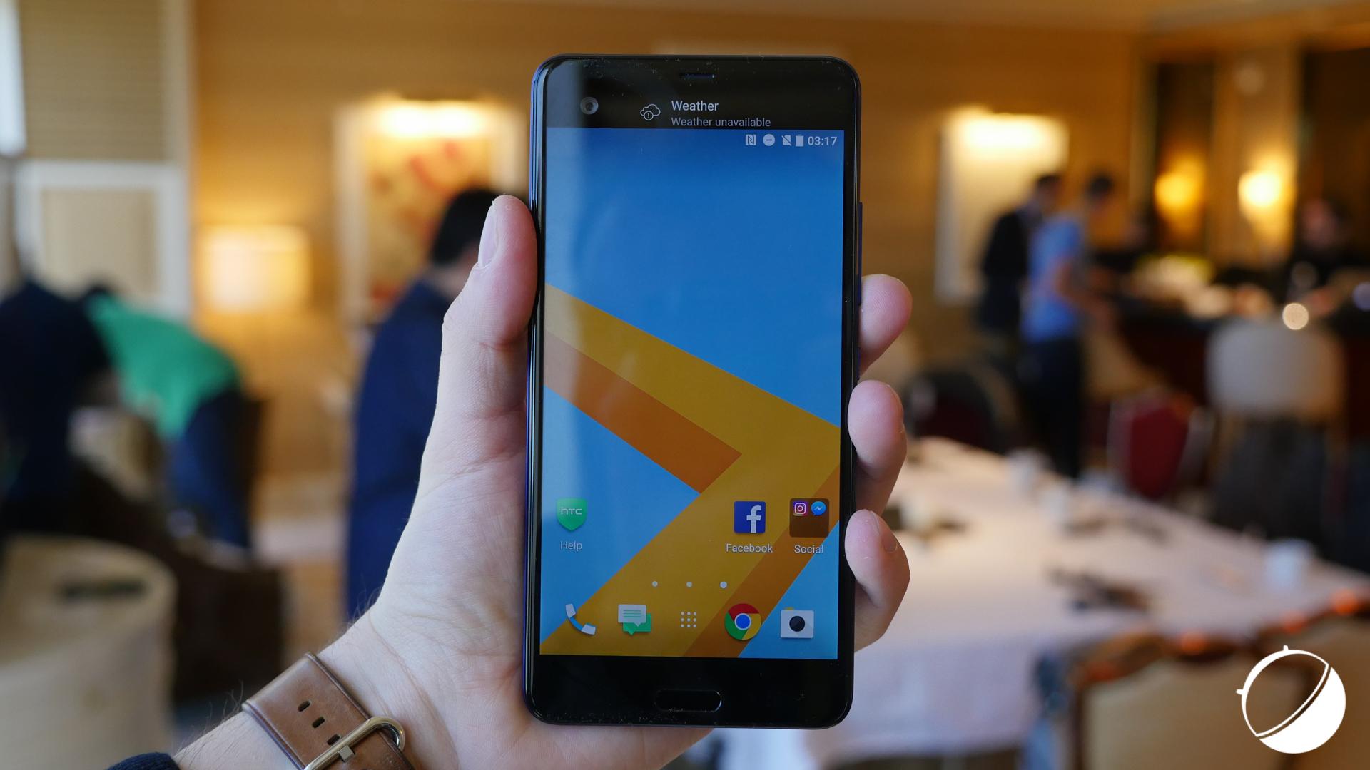 Le HTC U Ultra est une alternative au Samsung Galaxy Note 7, pas le flagship de l'année