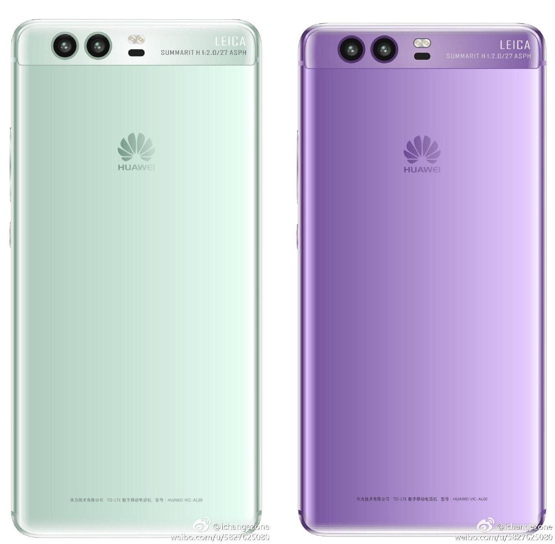 Huawei P10 : des couleurs originales et des partenaires prestigieux évoqués