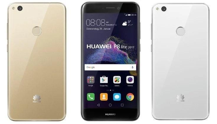 Le Huawei P8 Lite 2017 arrive en France