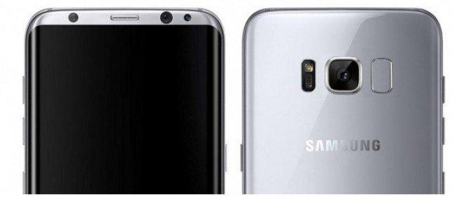 Samsung Galaxy S8 : son design n'aura bientôt plus aucun secret